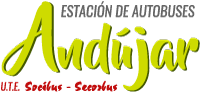 Estación de autobuses de Andújar Logo